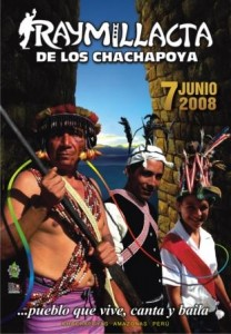 &quot;RAYMILLACTA&quot; &amp; Tourismuswoche 2008 in Chachapoyas
