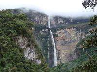 Gocta - der dritthöchste Wasserfall der Welt. Bild: Regionalregierung Amazonas