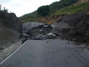 Aserradero nach dem Erdbeben. Bild: Regionalregierung Amazonas