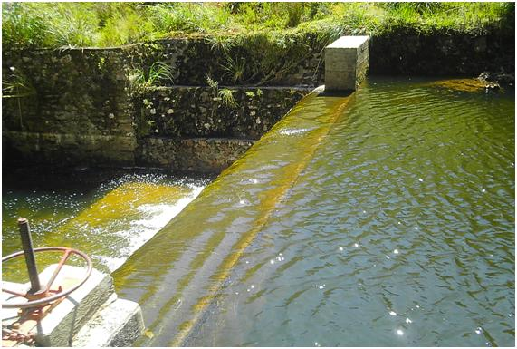 Trinkwasser-Quellfassung bei Chachapoyas. Foto: EMUSAP