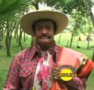 Miguel Angel Silva Rubio: Indio Mayta. Bild: Producciónes Carolina / Youtube