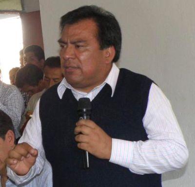 Javier Velásquez Quesquén: Peruanischer Premier. Foto: Foto: ANDINA/ Percy Hurtado.