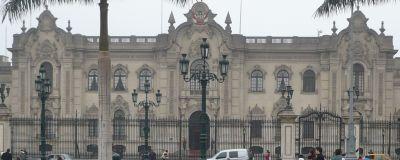 Darum gehts: Präsidentenpalast in Lima. Foto: D. Raiser / INFOAMAZONAS