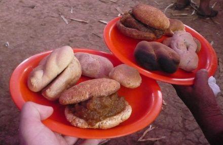 Traditionelle Brote in Colcamar (Amazonas / Peru). Foto: D. Raiser / INFOAMAZONAS