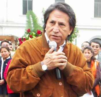 Alejandro Toledo. Foto: Perú Posible.