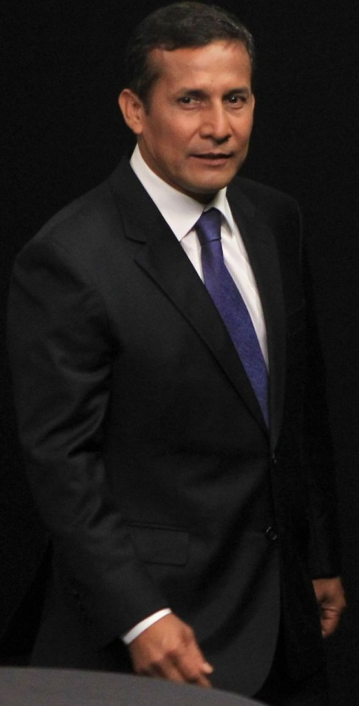 Ollanta Humala Tasso. Foto: ANDINA.