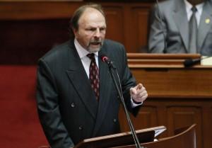 Ex-Premier Salomon Lerner Ghitis. Foto: Carlos Lezama / ANDINA
