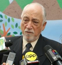 Ricardo Giesecke, Perus Umweltminister. Foto: MINAM.