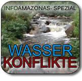 """Logo des Dossiers """"Wasserkonflikte""""."""