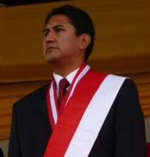 Vladimir Cerrón, ANGR-Vorsitzender und Regionalpräsident von Junín. Foto: Regionalregierung Junín.
