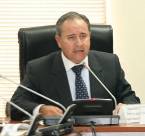 Manuel Talavera, Generaldirektor für peruanische Communities im Ausland. Foto: Héctor Vinces / ANDINA.