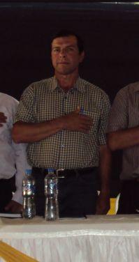 Befürwortet Chadin 2: Diógenes Zavaleta, Bürgermeister von Chachapoyas. Foto: MPCH.