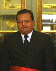 José Urquizo, neuer Verteidigungsminister. Foto: Vidal Tarqui / ANDINA.