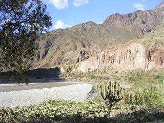 Marañón zwischen Tupén und Mendán. Foto: D. Raiser / INFOAMAZONAS.