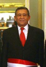 Wilver Calle Girón, neuer Innenminister. Foto: Vidal Tarqui / ANDINA.
