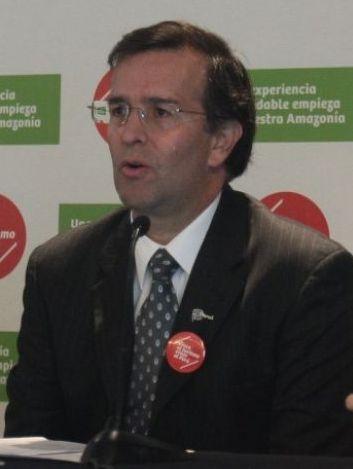 Außenhandels- und Tourismusminister José Luis Silva Martinot. Foto: Juan Carlos Guzmán Negrini / ANDINA.