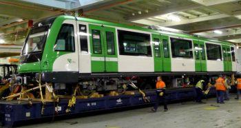 Neuer Triebwagen der Metro Lima. Foto: ANDINA.