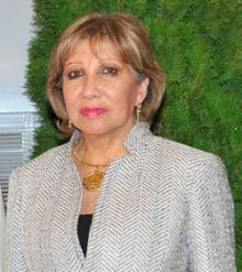 Perus neue Arbeitsministerin: Nancy Laos Cáceres. Foto: Presidencia Perú.