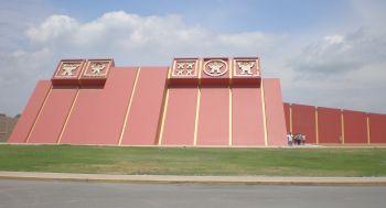 "Museum ""Tumbas Reales de Sipán"". Foto: D. Raiser / INFOAMAZONAS."