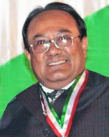 Augusto Wong López, Vizeregionalpräsident Amazonas. Foto: regionamazonas.gob.pe.