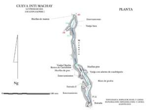 Inti Machay-Höhle bei Leymebamba. Bild: EspeloeKandil / GEODA